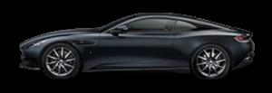 Immatriculation Luxembourg Aston Martin DB11