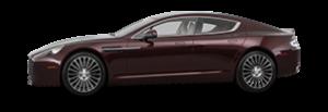 Immatriculation Luxembourg Aston Martin Rapide S