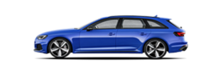 Immatriculation Luxembourg Audi RS4