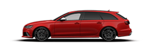 Immatriculation Luxembourg Audi RS6
