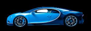 Immatriculation Luxembourg Bugatti Chiron
