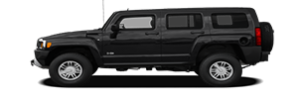 Immatriculation Luxembourg Hummer H3