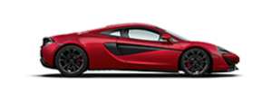 Immatriculation Luxembourg McLaren 540-C