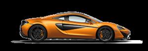 Immatriculation Luxembourg McLaren 570 S Coupé