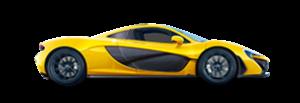 Immatriculation Luxembourg McLaren P1