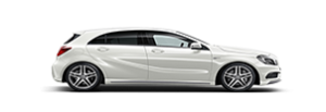 Immatriculation Luxembourg Mercedes A45 AMG