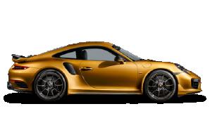 Immatriculation Luxembourg Porsche 911 Turbo S Exclusive