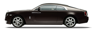 Immatriculation Luxembourg Rolls-Royce Wraith