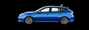 Immatriculation Luxembourg Subaru Impreza