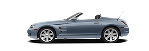 Immatriculation Luxembourg Chrysler Crossfire