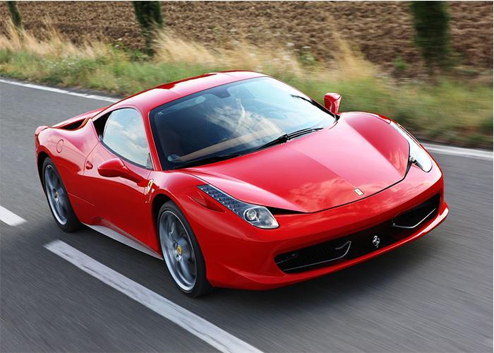 Immatriculation-Luxembourg-Ferrari-458-Italia