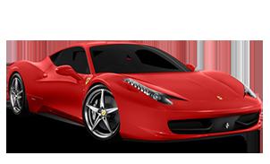 Location Luxembourg Ferrari 458 Italia Ultimate Services