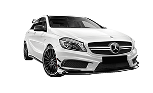 Location Luxembourg Mercedes A45 Ultimate Services