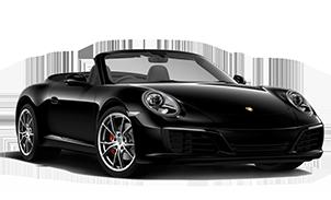 Location Luxembourg Porsche 911-Cabriolet