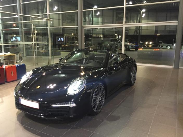 Luxembourg Location Porsche 911-Cabriolet