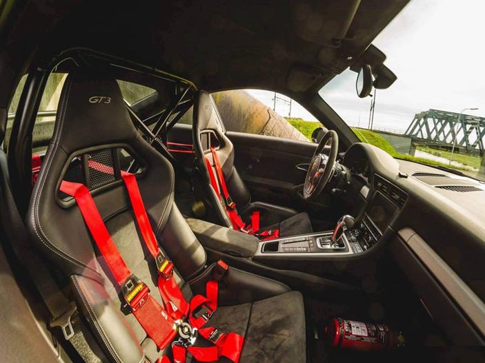 Locatio Luxembourg Porsche 911 GT3