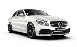 Location Luxembourg Mercedes C63 Ultimate Services