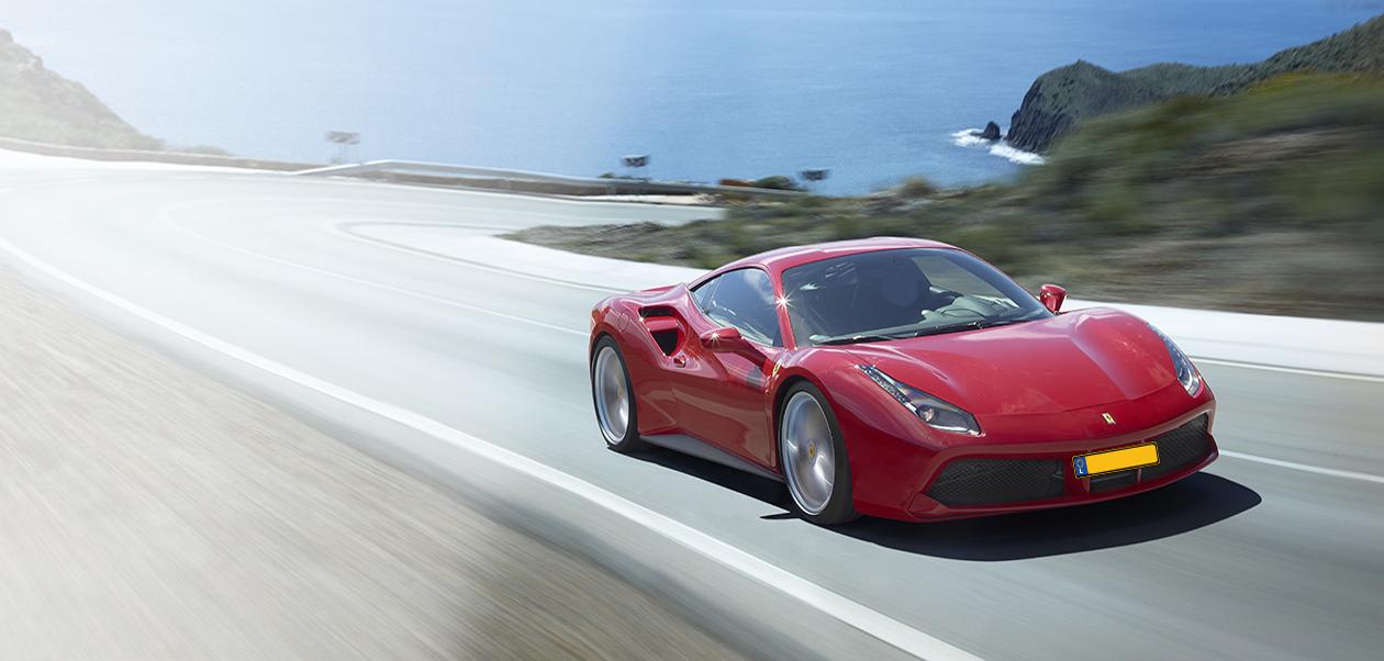 Immatriculation Luxembourg Ferrari