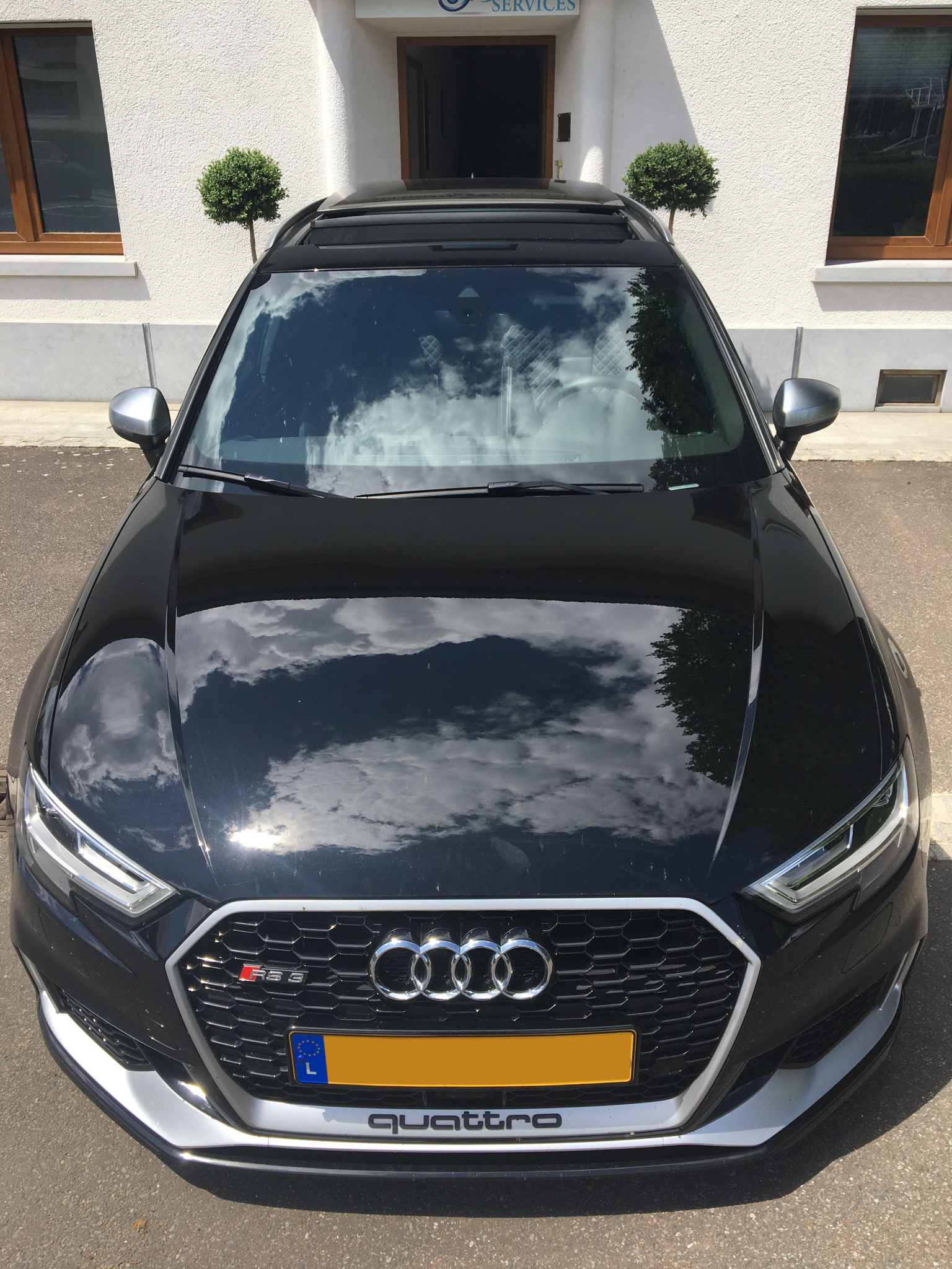Luxembourg Location Audi Ultimate Services