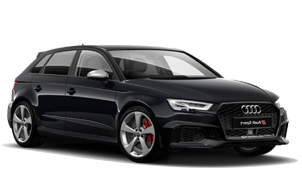 Audi RS3 Location luxembourg Ultimate Services